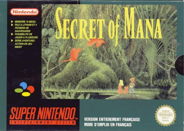 Secret Of Mana (V1.0)