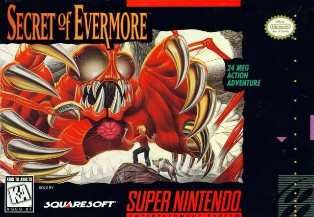 Secrets Of Evermore