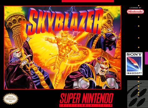 Sky Blazer (12134)