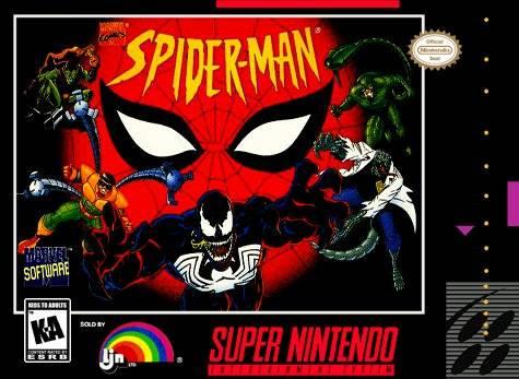 Spider-Man (Alpha)