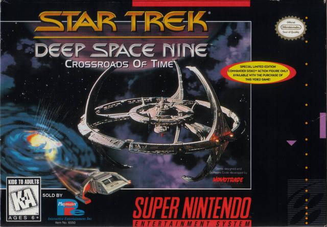 Star Trek - Deep Space Nine - Crossroads Of Time (Beta)