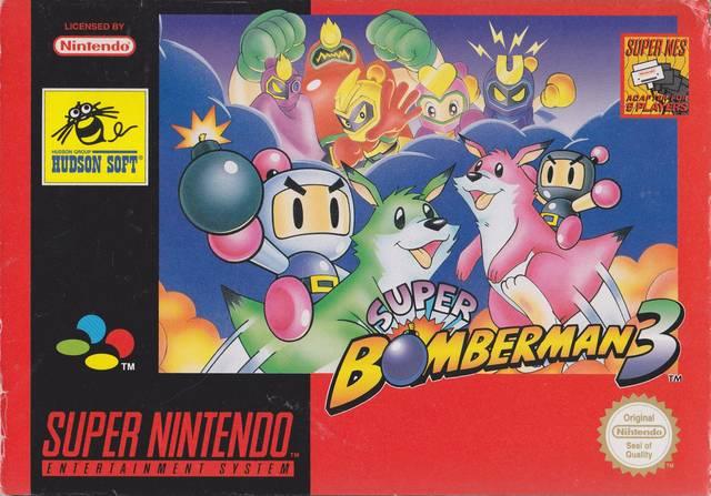 Super Bomberman 3 ROM - Super Nintendo (SNES) | Emulator Games