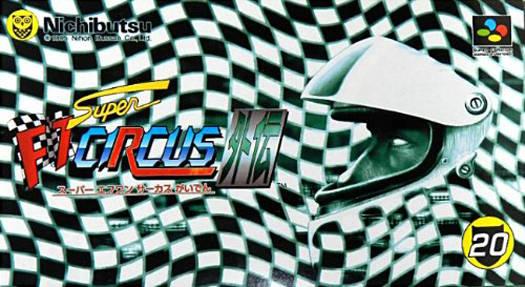 Super F1 Circus Gaiden [h1]