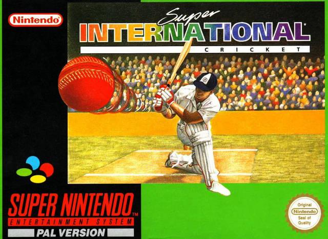 Super International Cricket (64074)