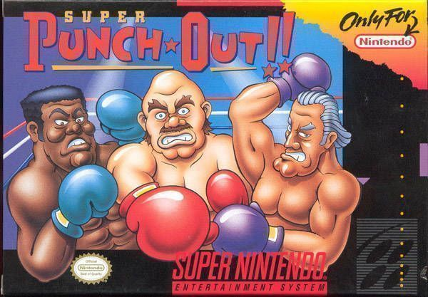 Super Punch-Out!! (NP)