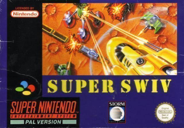 Super SWIV (32469)
