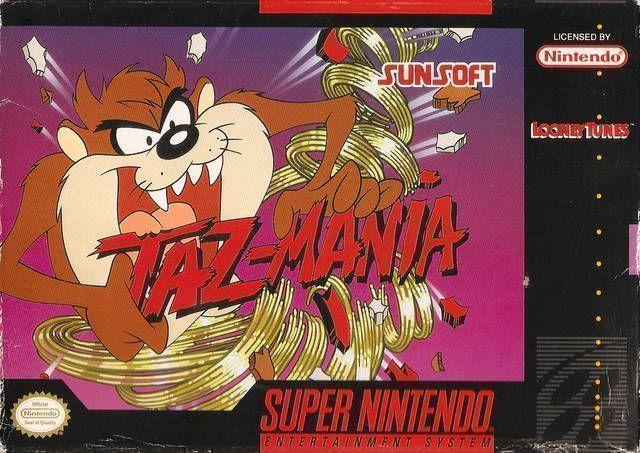 Taz-Mania (Beta)