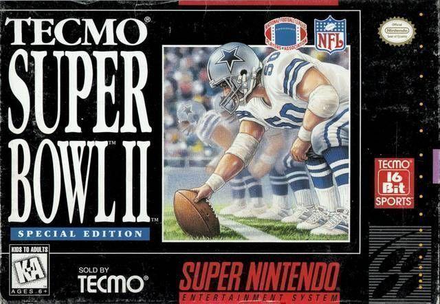 Tecmo Super Bowl II - Special Edition