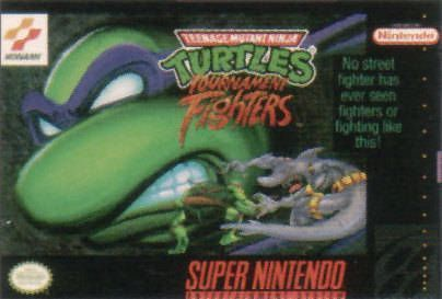 Teenage Mutant Ninja Turtles - Mutant Warriors