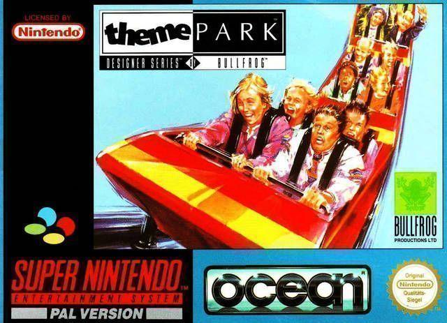 theme park emulator