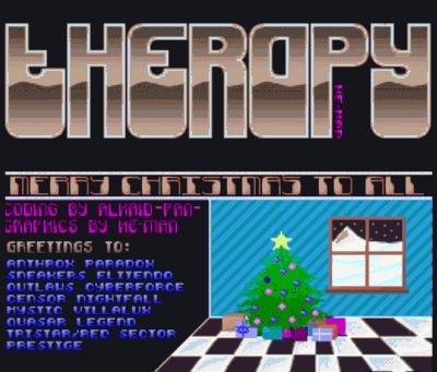Therapy Christmas Demo (PD)