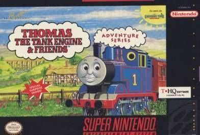 Thomas The Tank Engine & Friends