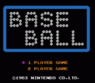 as - baseball (nes hack) rom