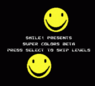 smile! - super colors beta (pd) rom