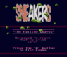 sneakers - the falling leaves intro (pd) rom