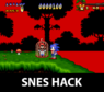 sonic the hedgehog snes hack rom