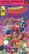 spider-man - lethal foes rom