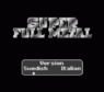 super full metal (sw) (beta) [h1] rom