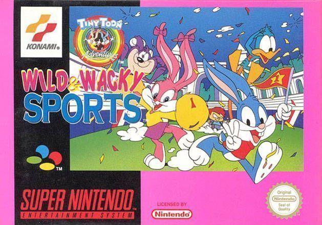 Tiny Toons - Wild And Wacky Sports (V1.1)