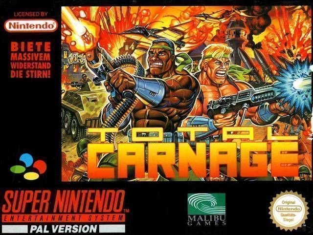 Total Carnage (Beta)