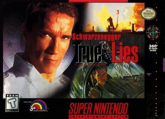 True Lies (Beta)