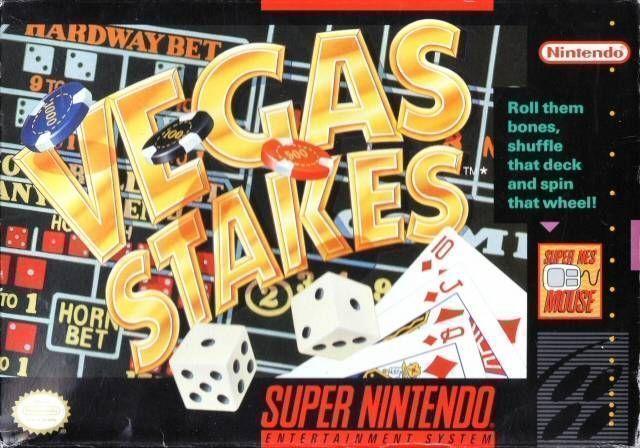 Vegas Stakes ROM - Super Nintendo (SNES) | Emulator Games
