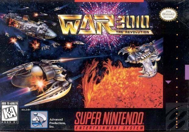 War 3010 - The Revolution