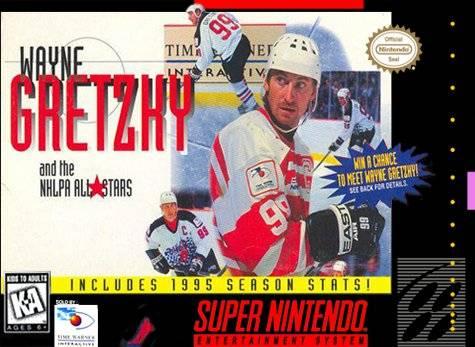 Wayne Gretzky Hockey (54832)