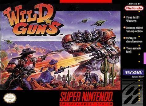 Wild Guns (Beta)