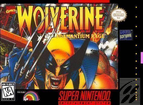 Wolverine - Adamantium Rage (Beta)