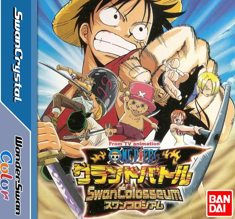 One Piece Grand Battle 2: Grand Battle Swan Colloseum ROM